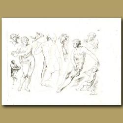 Drawings Of Women