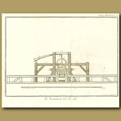 The Rolling Mill - -side View