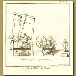 Trade Of The Weaver