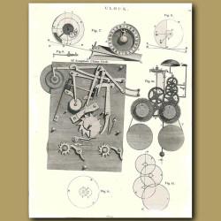 Clocks: Mr.Sampson's Chime Clock