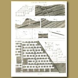 Architecture: Coal mines etc.