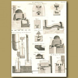 Architecture: Furnace's etc.
