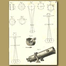 Telescope and Micrometer