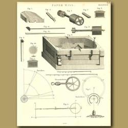 Paper Mill, Parhelion and Perambulator