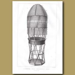 Lighthouse. Revolving Catadioptric Apparatus