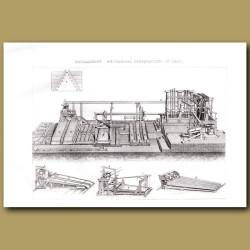 Metallurgy. Mechanical Preparation Of Ores