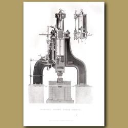 Hasmyth's Patent Steam Hammer