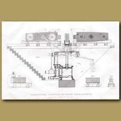 Ramsbottom's Compound Or Duplex Steam Hammer