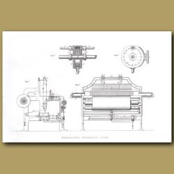 Harrison's Pneumatic Loom