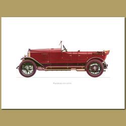 Vauxhall 1924 30-98