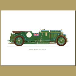 Bentley Blower 1930 4.5 Litre