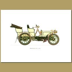 Mercedes 1900 35 Ps