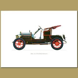 Opel 1909 Type Doktorwagen