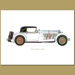 Mercedes-Benz 1928 Ss