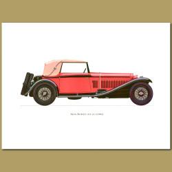 Alfa-Romeo 1930 2.3 Litre