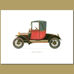 Ford 1911 Model T