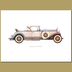 Cadillac 1931 Type V16