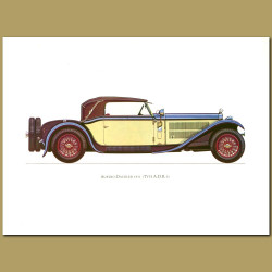 Austro-Daimler 1931 Type Adr8