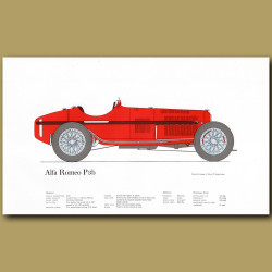 Alfa Romeo P3b