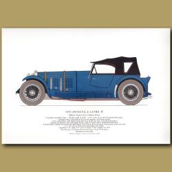 1933 Invicta 4.5 litre 'S'