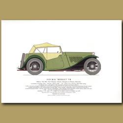 1939 M.G 'Midget' TB