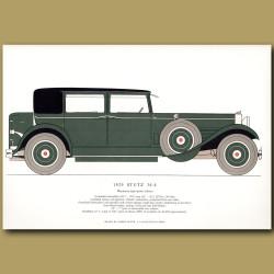 1929 Stutz 36.4