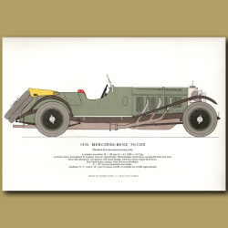 1928 Mercedes-Benz 36/220S