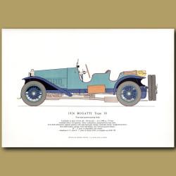1926 Bugatti Type 30