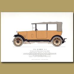 1924 Humber 11.4