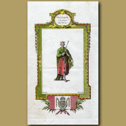 King William II Surnamed Rufus