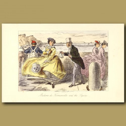 Madame de Normanville and the Squire