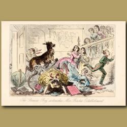 The Benicia Boy Astonishes Miss Birche's Establishment