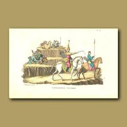 Chinese Cavalry