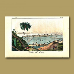 View of Mexico