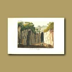 Posilippo Cave (Virgil's Tomb)