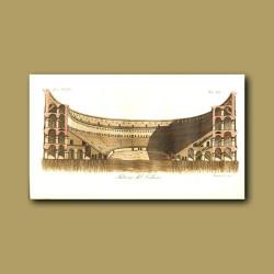 Interior of the Colosseum Theatre