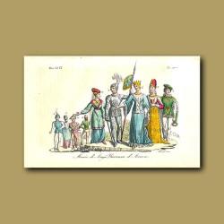 Joan of Arc a.d 1412