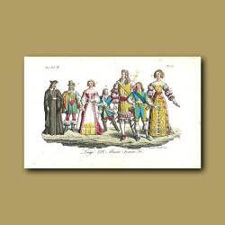 Cardinals of Richelieu a.d 1620