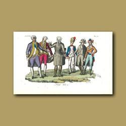 Louise XVI a.d 1774 to a.d 1791