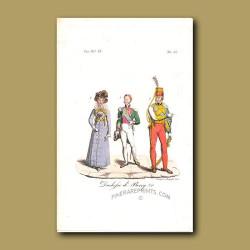 Duchess of Berry a.d 1825