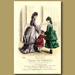 French Fashion: Fashions From Madame Tarot
