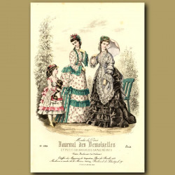 French Fashion: Fashions From The Stores Of Pygmalion
