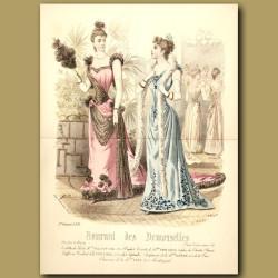 French Fashion: Elegant Ladies