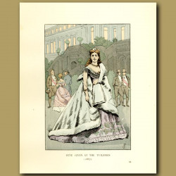Fete Given At The Tuileries