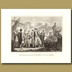 Romeca Dance, By The Natives Of The Isle Of Paros In The Grecian Archipelago