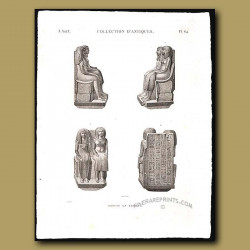 Groups of Basalt figures