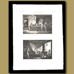 Blacksmith and Boilermaker