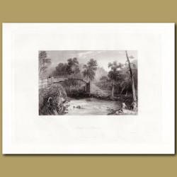 India: Bridge at Bhurkote