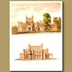 Gothic mansion