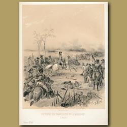 Napoleon's victory at Marengo (1800)